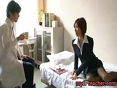 Akari Asahina Hot Japanese Teacher Part5