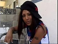 Destiny Deville - The word man does dallas.avi