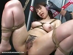 Japanese Bondage Sex - The Punishment Of Kaho And Ayumi