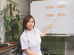 Busty Girl Yui Matsuno In Hospital