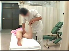 Massage Therapy Spycam