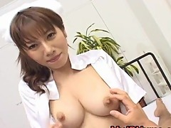 Aki yatoh Asian Nurse loves fucking