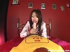 Japanese pov virtual cowgirl