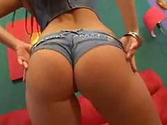 Brazilian Girl Bubble Booty