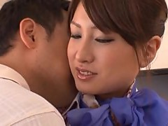 Luscious Saki Yano wears Pantyhose and enjoys a Fuck
