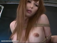 Japanese Bondage Sex - Extreme BDSM Punishment of Ayumi