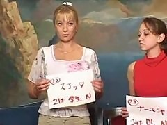 Russian audition