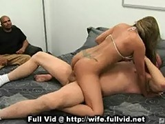Hot asian housewife mounted