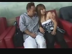 japanese cpl have fun in swinger club - part 1